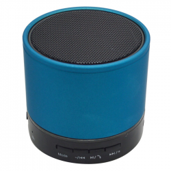 Bluetooth portable speaker 3W Blue