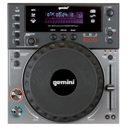 Gemini CDJ-600 CD player