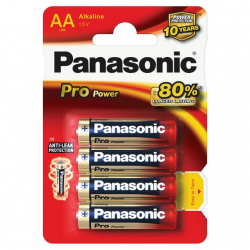 Panasonic AA batteries