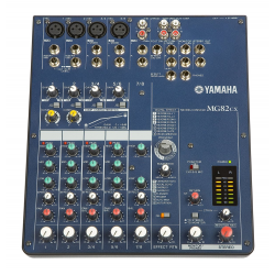 Yamaha MG82CX 8 Channel Analog Mixer