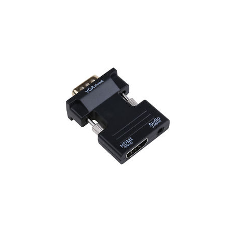 VGA to HDMI adaptor