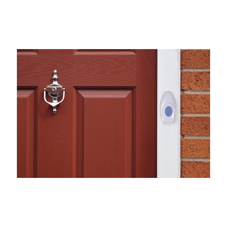 Eagle Wireless Doorbell Battery Operated