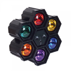 6 Way Pod Light