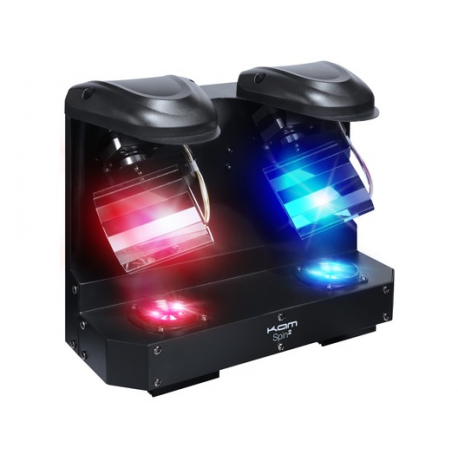 KAM Spin 2 multi-scannning beam effects Light
